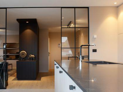 Een appartement met de flair van een villa
