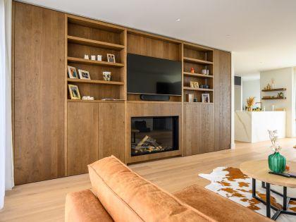 Een appartement met het ruimtegevoel van een woning