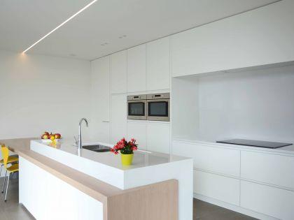 Moderne woning met frisse look
